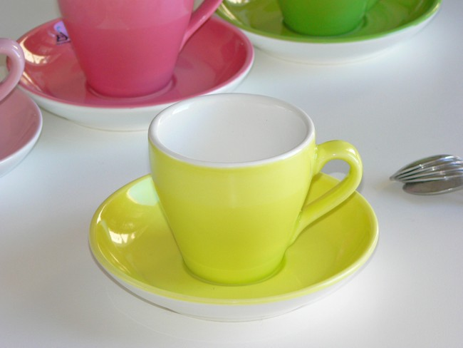 Tasse Cappuccino Lime