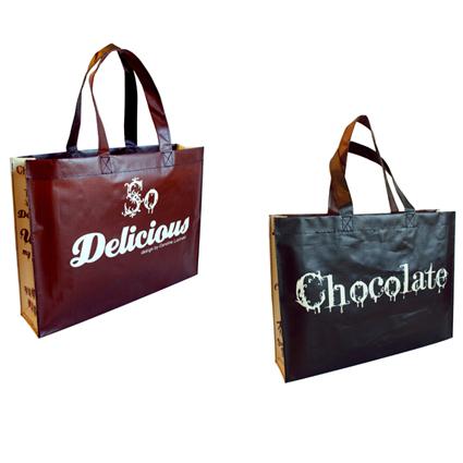 sac chocolat so delicious caroline lisfranc. Black Bedroom Furniture Sets. Home Design Ideas