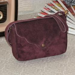 Sac Lynn Bordeaux Miss Lily