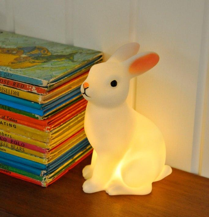 Veilleuse Lapin Rex London