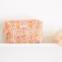 Trousse de Toilette Suri Rose Bindi Atelier
