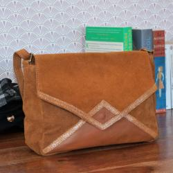 Sac Julia Camel Miss Lily