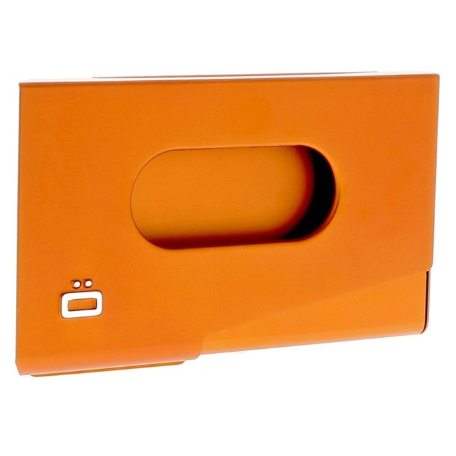 Porte-Cartes de Visite One Touch Orange Ögon