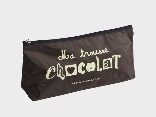 ma trousse chocolat caroline lisfranc. Black Bedroom Furniture Sets. Home Design Ideas