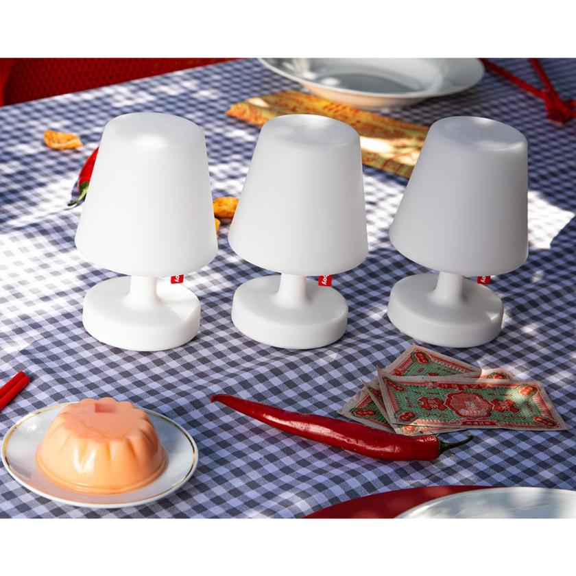 Lot de 3 Lampes Fatboy Edison The Mini