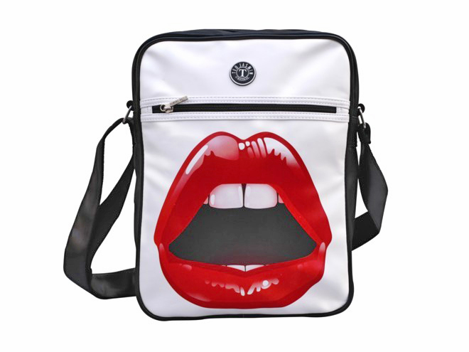 Sac Trendy Lips Téo Jasmin