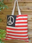 Sac Cabas XL Hippy Flag Kothai