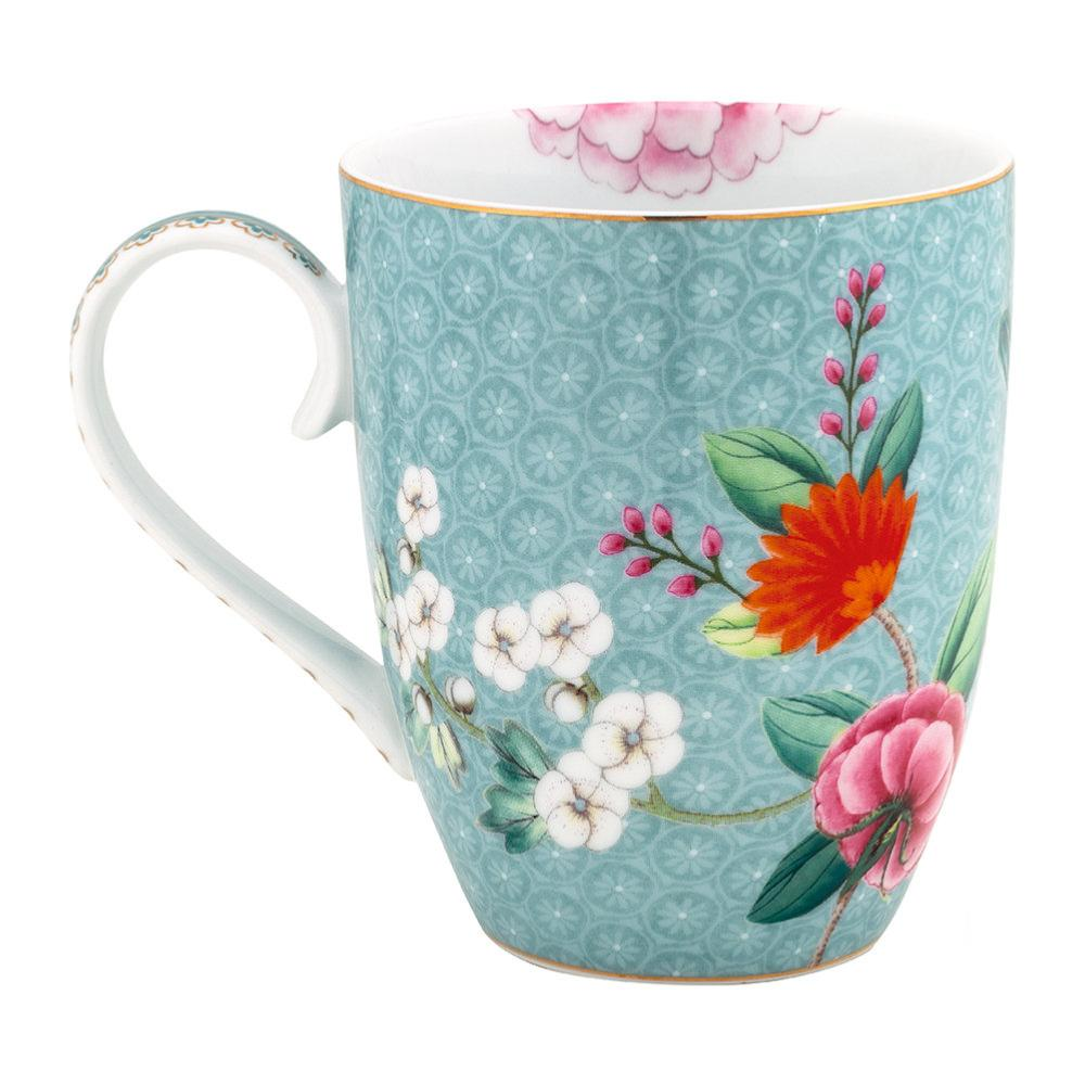 Grand Mug Blushing Birds Bleu Pip Studio