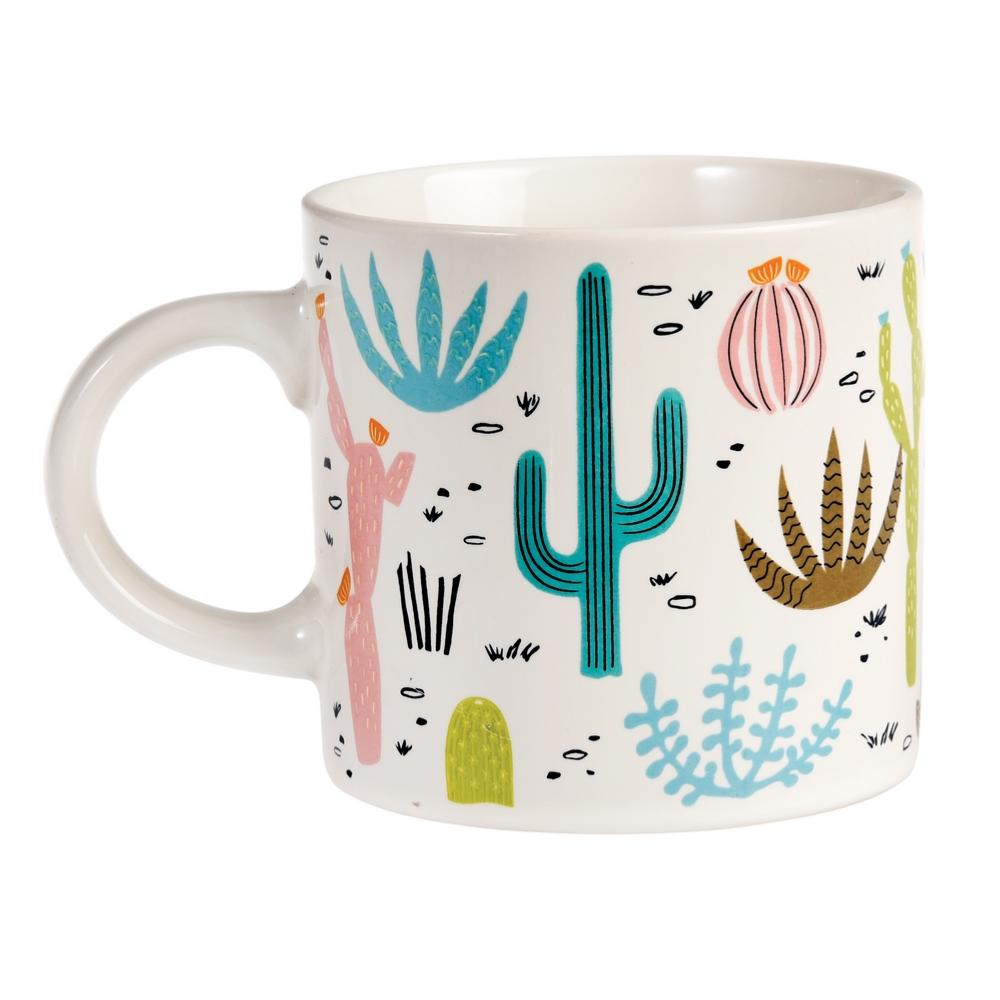 Mug Desert in Bloom