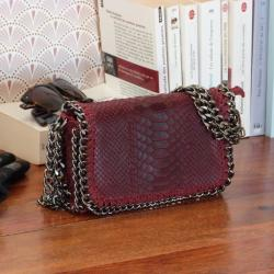 Sac Angelina Bordeaux Miss Lily
