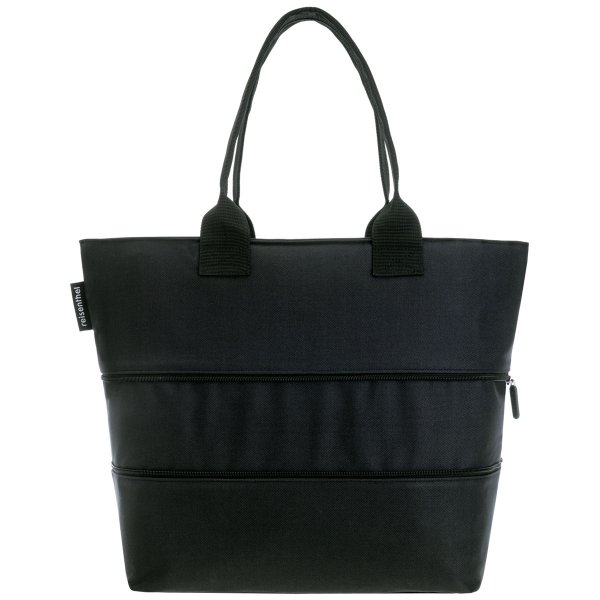 Sac Shopper e1 Noir Reisenthel