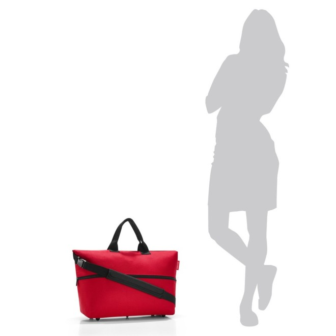 Sac Voyage Travel e1 Rouge Reisenthel