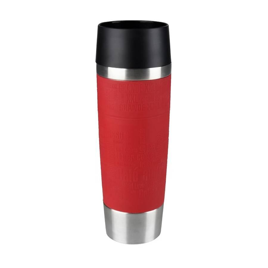 Grand Travel Mug Isotherme Rouge