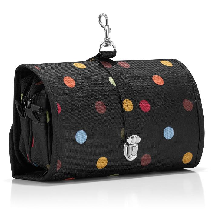Trousse de Toilette Wrapcosmetic Dots Reisenthel