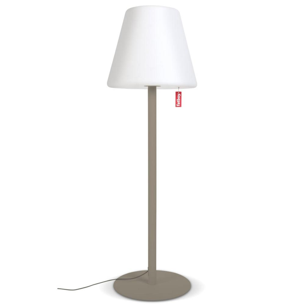 Lampadaire Edison The Giant Taupe Fatboy