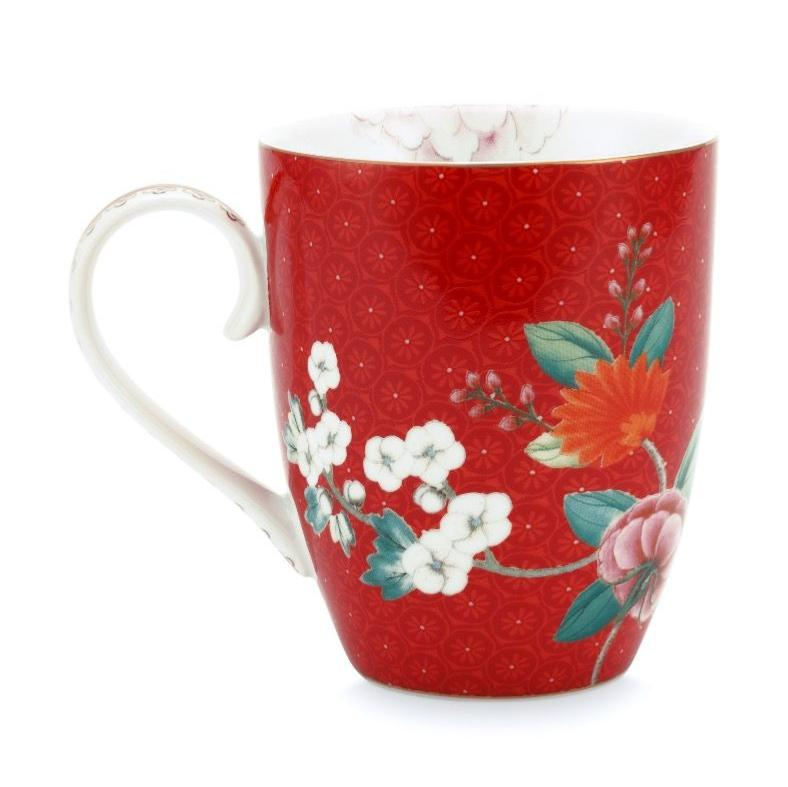 Grand Mug Blushing Birds Rouge Pip Studio
