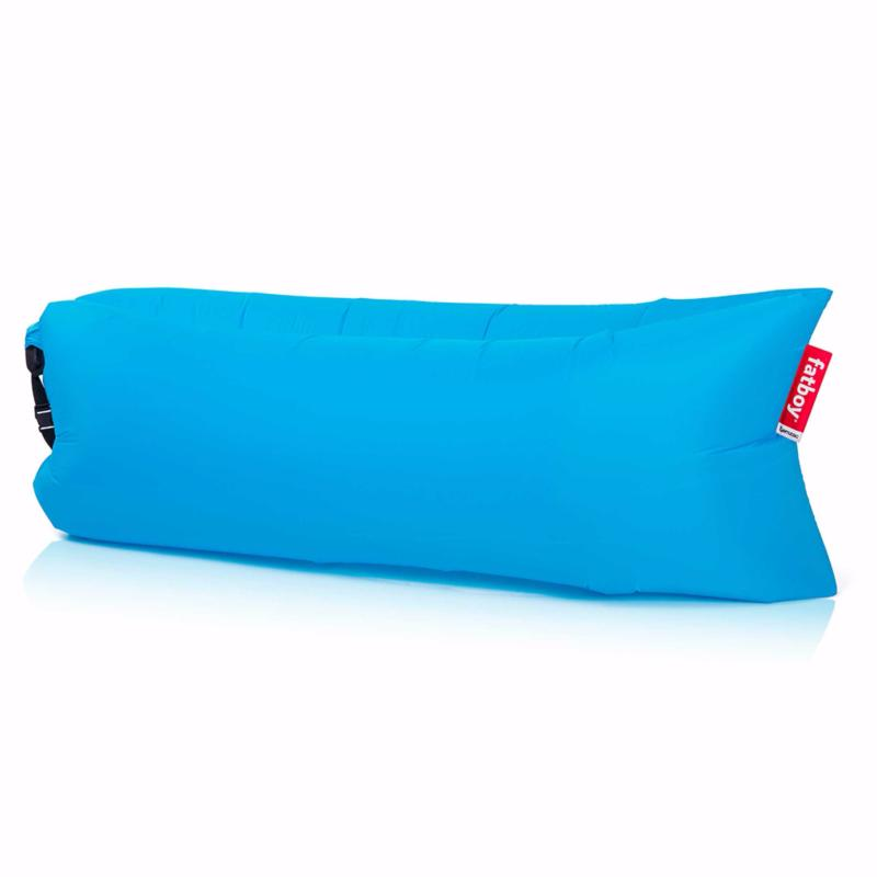 Pouf Lamzac The Original 2.0 Aqua Blue Fatboy