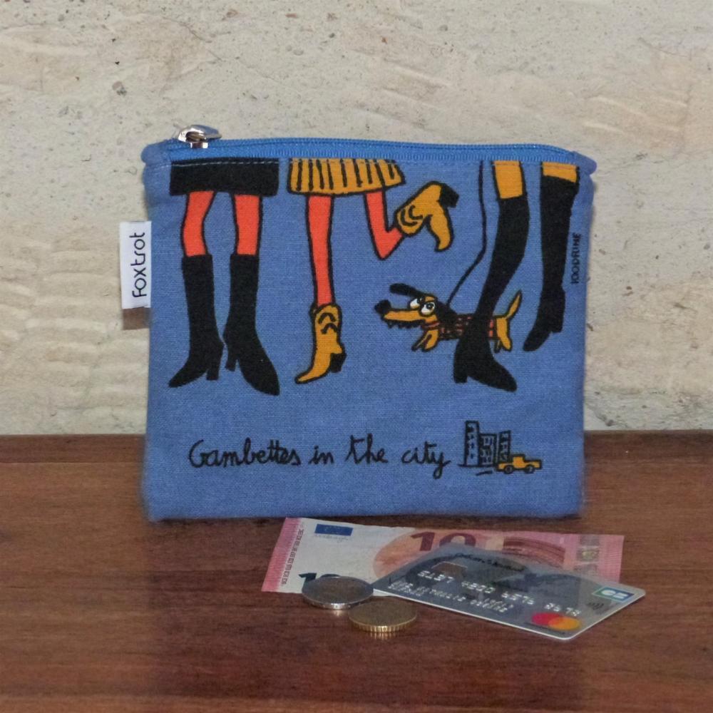 nouvelle qualité grandes variétés prix plancher Porte-Monnaie Gambettes in the City 100drine