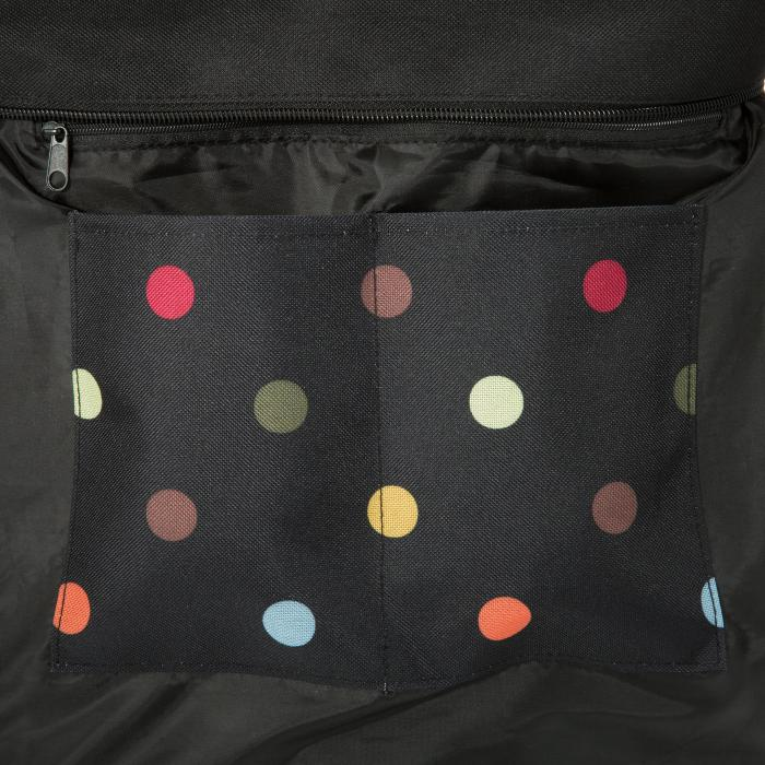 Sac Ringbag L Dots Multi Reisenthel