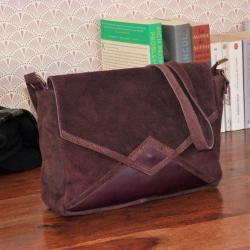 Sac Julia Bordeaux Miss Lily
