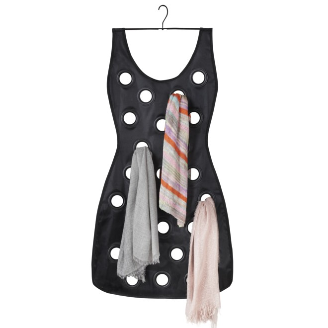 Porte Echarpes Little Black Dress