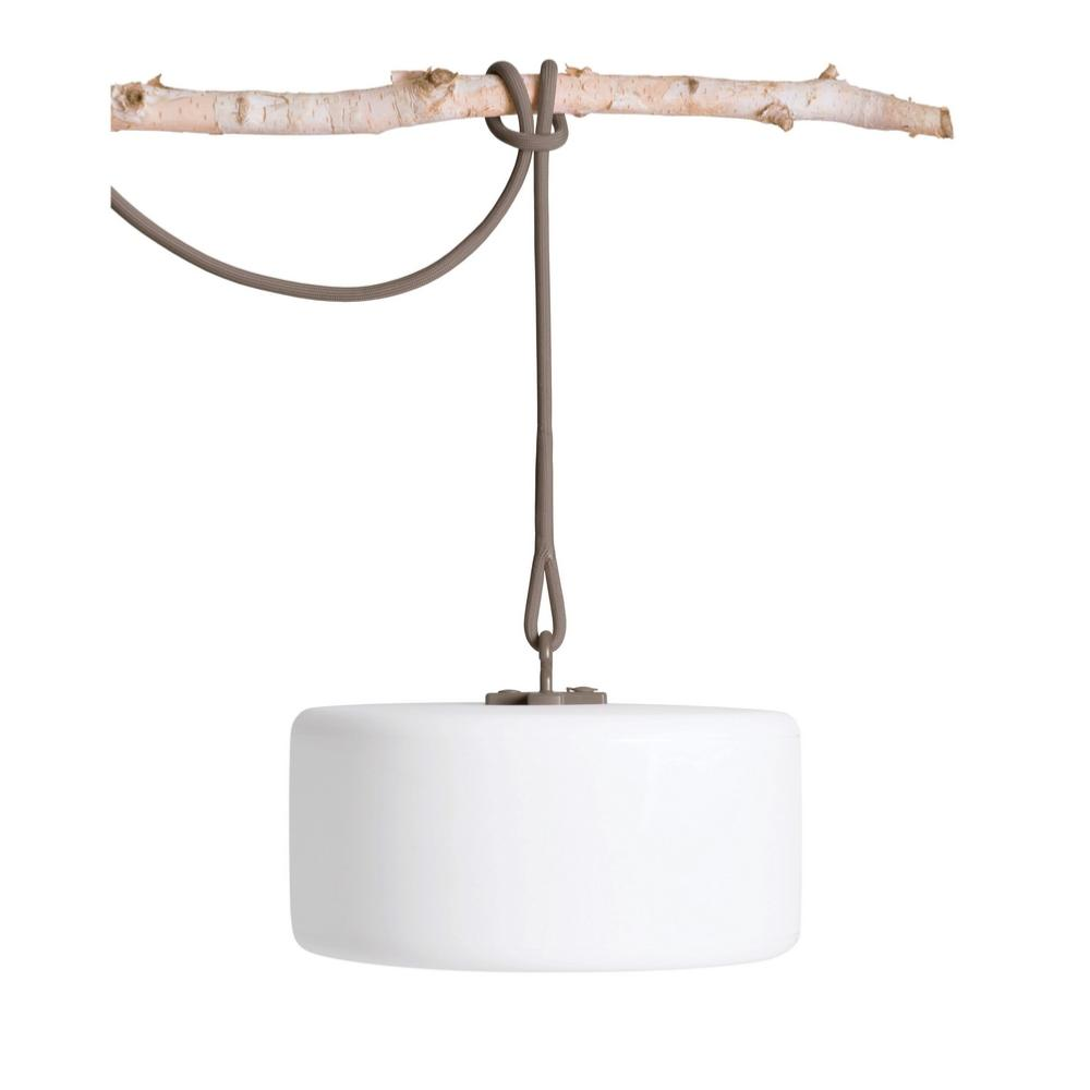 Lampe Thierry Le Swinger Taupe Fatboy
