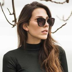 Lunettes de Soleil Julieta Black Charly Therapy