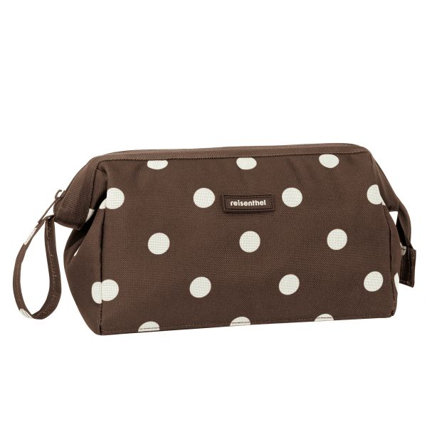 Travel Cosmetic Bag Choco à Pois