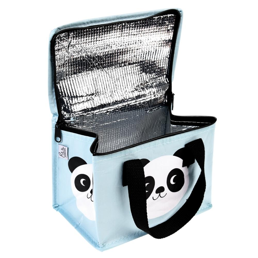 Sac Repas Lunch Bag Isotherme Miko The Panda