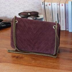 Sac Lara Bordeaux Miss Lily